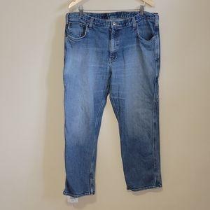 Well Loved Carhartt Denim Size 40 x 30